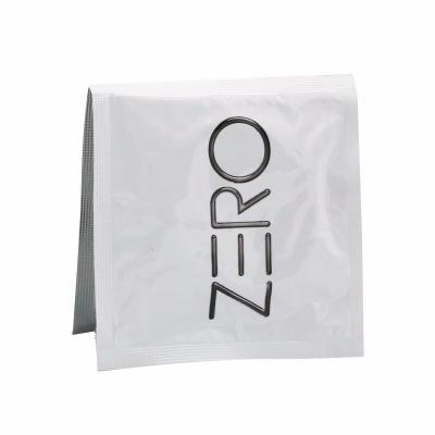 杰士邦零感超薄超润避孕套ZERO 3只装安全套成人情趣性用品